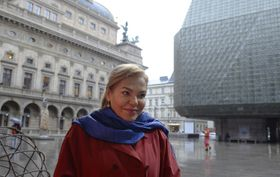 Dagmar Havlová, foto: ČTK