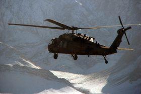 Black Hawk UH-60, photo: Martin Dorazín