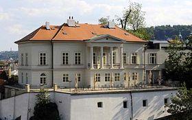 Richterova vila, foto: ČTK