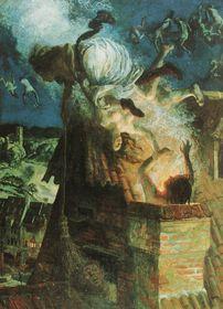 Вальпургиева ночь, автор: Альберт Вельти