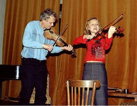 The mean fiddlers from Moravia
