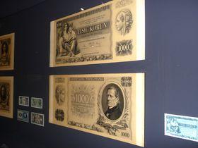 L'exposition 'Les cents ans d'histoire de la couronne tchécoslovaque', photo: Zdeňka Kuchyňová