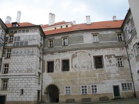 Brandýs nad Labem chateau, photo: Martina Schneibergová