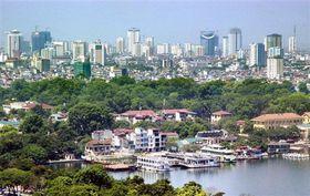 Hanoi, Vietnam, photo: Iostream01, CC BY-SA 3.0
