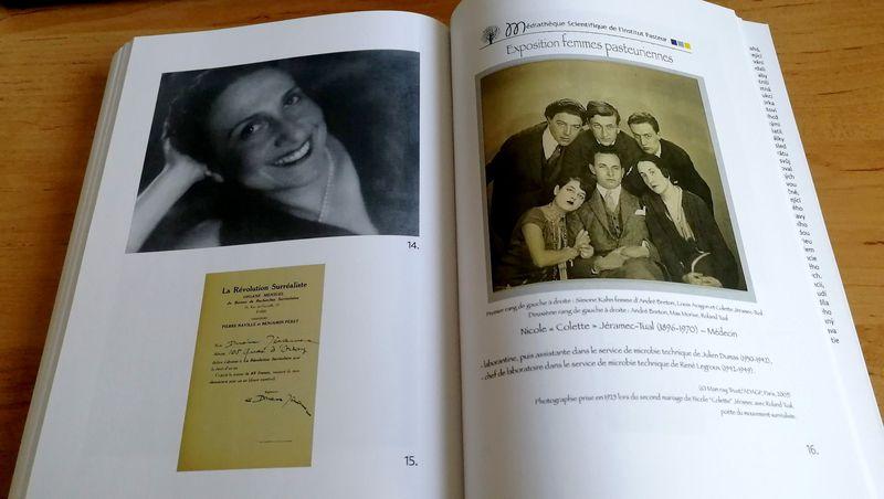 Photo: repro, Ladislava Chateau, 'Colette má drahá, vy víte, co máte udělat...' / Sumbalon