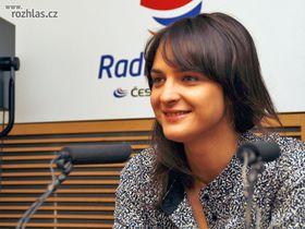 Jana Kirschner, foto: Alžběta Švarcová, Radiodifusión Checa