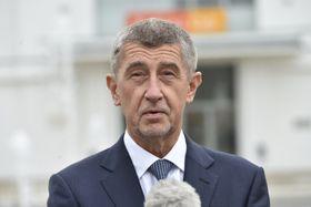 Andrej Babiš, photo: ČTK/Václav Šálek