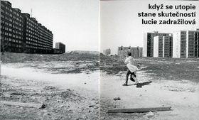 'Quand l'utopie devient réalité', photo: Facebook de Paneláci