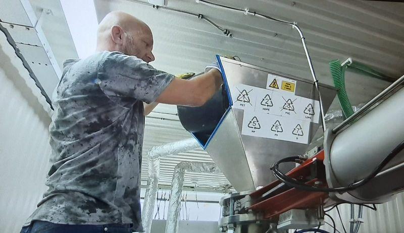Optimus, photo: Czech Television