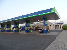 OMV-Tankstelle (Foto: ŠJů, CC BY 4.0)