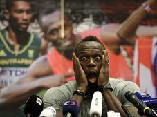 Usain Bolt, photo: ČTK