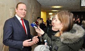 Jan Kvaček, ředitel NNB, foto: NNB