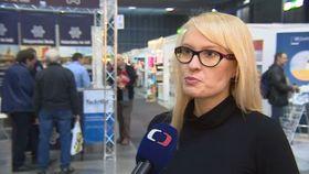 Катержина Петржичкова, фото: Чешское телевидение