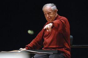 Pierre Boulez, photo: www.festival.cz
