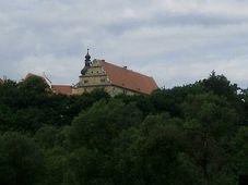Le château de Bělá pod Bezdězem