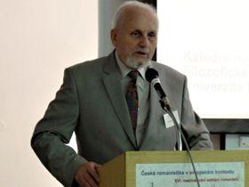 Jiří Černý, foto: archivo de la Universidad Palacký de Olomouc