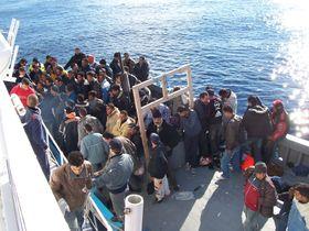 Flüchtlinge (Foto: Vito Manzari, CC-BY-2.0)