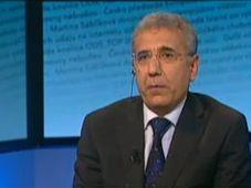 Интигам Алиев (Фото: Чешское Телевидение)