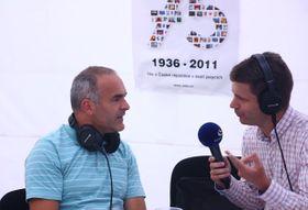 Fabrice Martin-Plichta (à gauche), photo: Archives de Radio Prague