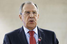Serguei Lavrov, foto: ČTK