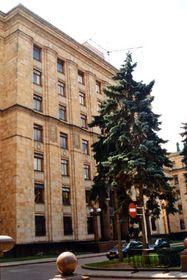 Посольство ЧР в Москве, Фото: Архив Радио Прага