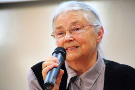Marie Ruth Křížková, photo: Archives d'ÚSTR