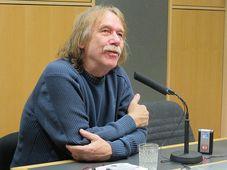 Яромир Ногавица (Фото: Кристина Макова, Чешское радио - Радио Прага)