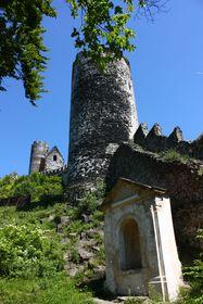 Château de Bezděz, photo: Štěpánka Budková