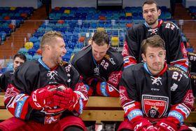 Хоккеисты клуба «Градец-Кралове», Фото: ЧТК