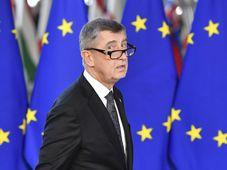Andrej Babiš, foto: ČTK/AP/Geert Vanden Wijngaert