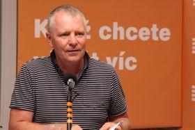 Josef Stehlík, foto: Jana Přinosilová, Archivo de ČRo