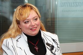 Экономист Илона Швигликова (Фото: Алжбета Шварцова, Чешское радио)