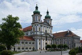 Kloster Waldsassen (Foto: www.wikimedia.org)