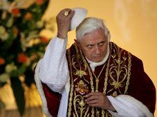 Benoît XVI, photo: CTK