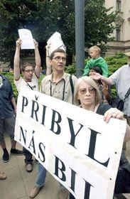 Демонстрация (Фото: ЧТК)