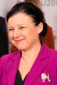 Věra Jourová (Foto: Reinis Inkēns, Saeimas Kanceleja, Flickr, CC BY-SA 2.0)