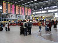 Václav Havel international airport, photo: archive of Radio Prague