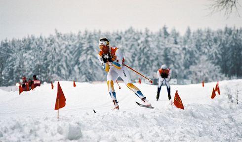 Světový pohár v lyžování v Novém Městě na Moravě, foto: Oskar Karlin, Flickr, CC BY-SA 2.0