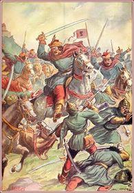 La batalla de Lipany