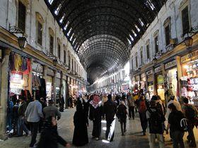 Damascus, photo: Bernard Gagnon, CC BY-SA 3.0