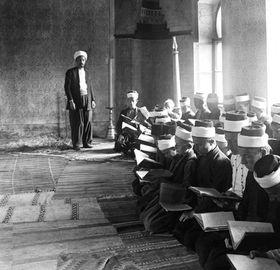 Боснийские мусульмане, 1906 г.