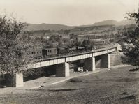 Verbindungslinie zwischen Handlová und Horná Štubňa 1931 (Foto: Archiv MDC Bratislava)