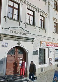 Vysočina Museum, photo: Google Maps
