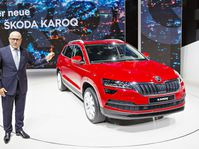 Škoda Karoq, photo: ČTK