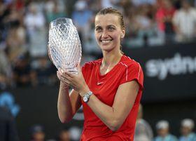 Petra Kvitová, foto: ČTK/AP/David Moir