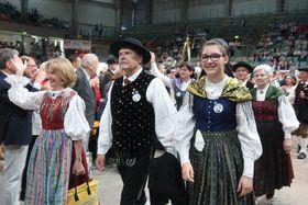 Sudetendeutscher Tag (Foto: Martina Schneibergová)