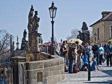 Charles Bridge, photo: János Szüdi via Foter.com / CC BY