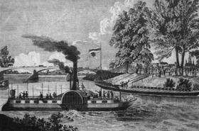 Dampfer Bohemia