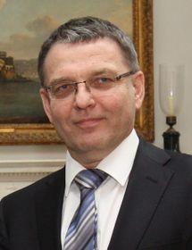 Любомир Заоралек, фото: Архив Министерства иностранных дел ЧР