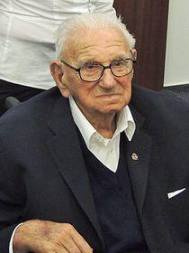 Nicholas Winton, photo: Jiří Hošek
